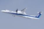kinsanさんが、稚内空港で撮影したANAウイングス DHC-8-402Q Dash 8の航空フォト(写真)