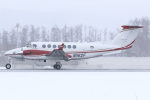 kinsanさんが、旭川空港で撮影した不明 350 King Airの航空フォト(写真)