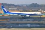 Tomo_mczさんが、成田国際空港で撮影した全日空 767-381/ERの航空フォト(飛行機 写真・画像)