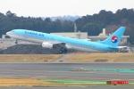 Tomo_mczさんが、成田国際空港で撮影した大韓航空 737-9B5の航空フォト(写真)