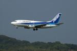 Gambardierさんが、福岡空港で撮影したエアーニッポン 737-54Kの航空フォト(写真)