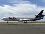 gratiii738さんが、ダニエル・K・イノウエ国際空港で撮影したフェデックス・エクスプレス MD-11Fの航空フォト(飛行機 写真・画像)