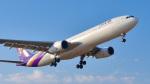 パンダさんが、成田国際空港で撮影したタイ国際航空 A330-343Xの航空フォト(写真)