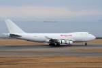 blowgunさんが、中部国際空港で撮影したカリッタ エア 747-4B5F/SCDの航空フォト(写真)