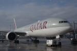 JA8037さんが、ミュンヘン・フランツヨーゼフシュトラウス空港で撮影したカタール航空 777-3DZ/ERの航空フォト(写真)