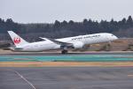 mojioさんが、成田国際空港で撮影した日本航空 787-9の航空フォト(写真)