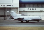 tassさんが、羽田空港で撮影したエバーグリーン航空 727-46の航空フォト(飛行機 写真・画像)