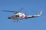 yabyanさんが、名古屋飛行場で撮影した三重県防災航空隊 412の航空フォト(写真)
