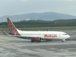 職業旅人さんが、クアラルンプール国際空港で撮影したマリンド・エア 737-8GPの航空フォト(写真)