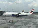 職業旅人さんが、クアラルンプール国際空港で撮影したブリティッシュ・エアウェイズ 787-9の航空フォト(写真)