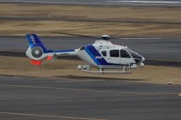 ぽんさんが、高松空港で撮影したオールニッポンヘリコプター EC135T2の航空フォト(飛行機 写真・画像)