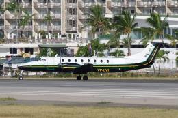 zettaishinさんが、プリンセス・ジュリアナ国際空港で撮影したVI Airlink 1900Cの航空フォト(飛行機 写真・画像)