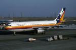 Gambardierさんが、羽田空港で撮影した日本エアシステム A300B2K-3Cの航空フォト(写真)