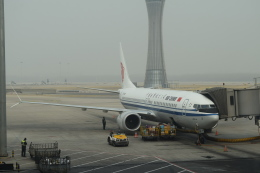 航空フォト:B-1399 中国国際航空 737 MAX 8