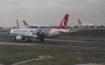 Rsaさんが、アタテュルク国際空港で撮影したターキッシュ・エアラインズ A321-231の航空フォト(写真)
