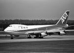 demodori6さんが、小松空港で撮影した全日空 747SR-81の航空フォト(写真)