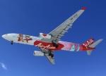 VIPERさんが、新千歳空港で撮影したタイ・エアアジア・エックス A330-343Xの航空フォト(写真)