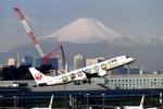 kamerajiijiさんが、羽田空港で撮影したジェイ・エア ERJ-190-100(ERJ-190STD)の航空フォト(写真)