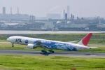 starlightさんが、羽田空港で撮影した日本航空 777-346の航空フォト(写真)