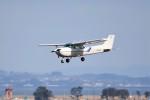 kumagorouさんが、仙台空港で撮影した東邦航空 172Pの航空フォト(飛行機 写真・画像)