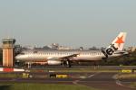 安芸あすかさんが、シドニー国際空港で撮影したジェットスター A320-232の航空フォト(写真)