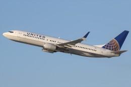 masa707さんが、ロサンゼルス国際空港で撮影したユナイテッド航空 737-824の航空フォト(飛行機 写真・画像)