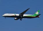 じーく。さんが、成田国際空港で撮影したエバー航空 787の航空フォト(写真)