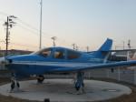 ランチパッドさんが、名古屋飛行場で撮影した北陸航空 Commander 112の航空フォト(写真)