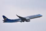 mojioさんが、成田国際空港で撮影したマンダリン航空 ERJ-190-100 IGW (ERJ-190AR)の航空フォト(写真)