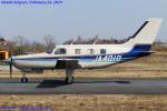 Chofu Spotter Ariaさんが、ホンダエアポートで撮影した日本個人所有 PA-46-310P Malibuの航空フォト(写真)