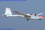 Chofu Spotter Ariaさんが、読売加須滑空場で撮影した学生航空連盟 PW-6Uの航空フォト(飛行機 写真・画像)