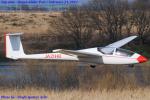 Chofu Spotter Ariaさんが、羽生滑空場で撮影した羽生ソアリングクラブ ASK 21の航空フォト(写真)