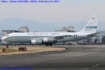 Chofu Spotter Ariaさんが、横田基地で撮影したアメリカ空軍 OC-135B (717-158)の航空フォト(飛行機 写真・画像)