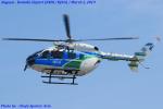 Chofu Spotter Ariaさんが、名古屋飛行場で撮影した福井県防災航空隊 BK117C-2の航空フォト(飛行機 写真・画像)