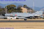 Chofu Spotter Ariaさんが、名古屋飛行場で撮影した航空自衛隊 F-4EJ Phantom IIの航空フォト(飛行機 写真・画像)