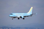 kumagorouさんが、仙台空港で撮影したフジドリームエアラインズ ERJ-170-100 (ERJ-170STD)の航空フォト(飛行機 写真・画像)
