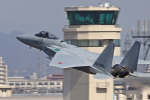 スカルショットさんが、名古屋飛行場で撮影した航空自衛隊 F-15J Eagleの航空フォト(写真)