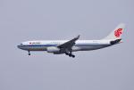 mojioさんが、成田国際空港で撮影した中国国際航空 A330-243の航空フォト(飛行機 写真・画像)