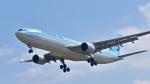 パンダさんが、成田国際空港で撮影した大韓航空 A330-322の航空フォト(写真)