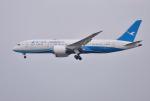 mojioさんが、成田国際空港で撮影した厦門航空 787-8 Dreamlinerの航空フォト(飛行機 写真・画像)