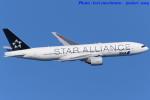 いおりさんが、羽田空港で撮影した全日空 777-281の航空フォト(写真)