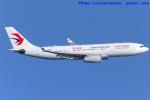 いおりさんが、羽田空港で撮影した中国東方航空 A330-243の航空フォト(写真)