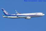 いおりさんが、羽田空港で撮影した全日空 767-381/ERの航空フォト(写真)
