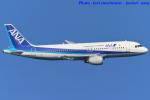 いおりさんが、羽田空港で撮影した全日空 A320-211の航空フォト(写真)
