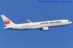 いおりさんが、羽田空港で撮影した日本航空 767-346/ERの航空フォト(写真)