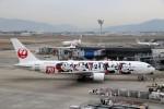 HK Express43さんが、伊丹空港で撮影した日本航空 767-346/ERの航空フォト(写真)