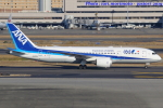 いおりさんが、羽田空港で撮影した全日空 787-8 Dreamlinerの航空フォト(写真)