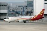 demodori6さんが、関西国際空港で撮影した金鵬航空 737-39K(SF)の航空フォト(飛行機 写真・画像)