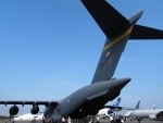 westtowerさんが、シンガポール・チャンギ国際空港で撮影したアメリカ空軍 C-17A Globemaster IIIの航空フォト(写真)