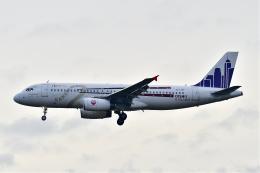 HISAHIさんが、福岡空港で撮影した香港エクスプレス A320-232の航空フォト(飛行機 写真・画像)